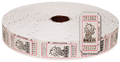 Beer Single Roll Tickets