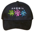 Dabbin Mad Hat Black