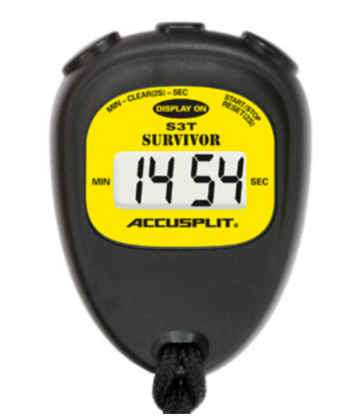 ACCUSPLIT S3T Countdown Timer (S3T)