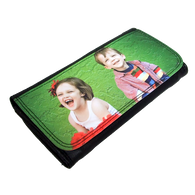Long Ladies HD Photo Purse includes a free gift box