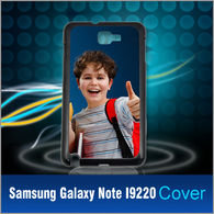 Galaxy Note Photo case Personalised