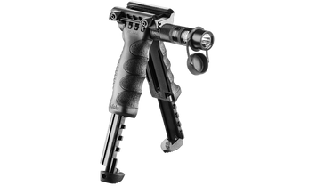 FAB-Defense T-POD G2 SL 2nd Gen Bipod Foregrip With Tactical Light T-PODG2-SL Rifle AR-15