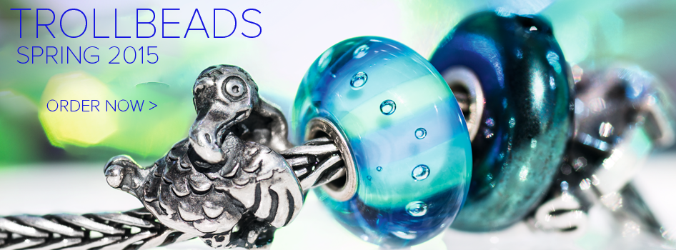 Trollbeads Spring Beads