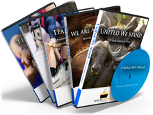 Our Teamwork Special on Sale! All 5 of our Teamwork Videos for a Very Low Price.
