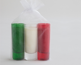 Holiday Votive Gift Set