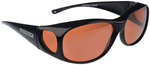 Jonathan Paul® Fitovers Eyewear Medium Element in Midnite-Oil & Roadster EM001R