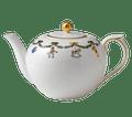 Royal Copenhagen Star Fluted Christmas Teapot 1.5 qt 1016965