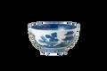 Mottahedeh Blue Canton Dessert Bowl HC138