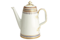 Mottahedeh Chinoise Blue Coffee Pot S1531