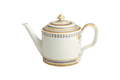 Mottahedeh Chinoise Blue Teapot S1532