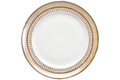 Mottahedeh Chinoise Blue Chop Plate S1509