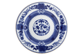 Mottahedeh Imperial Blue Dinner Plate CW2401