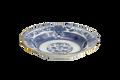 Mottahedeh Imperial Blue Rim Soup Bowl CW2405