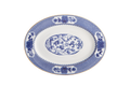 Mottahedeh Imperial Blue Oval Platter CW2426