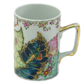 Mottahedeh Tobacco Leaf Mug Y2356