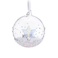 Swarovski Annual Christmas Ball Ornament 2014 2nd Edition 5059023