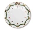 Royal Copenhagen Star Fluted Christmas Cake Plate 12.5 in 1017442