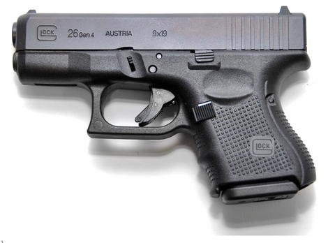 IWB Concealed Carry Holster for the Glock 26