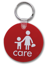 PARENTS: care tag