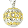 Sphere of Life Forever Love necklace: Love is stronger than life - It can last forever