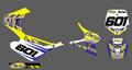 Team Pro Flo 50-65 Graphics
