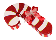 Giant Candy Cane Box