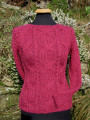 Richmond sweater in Cranberry