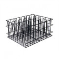 "GLASS BASKET 14 X 17"" 20 COMP (BTT 30920)"