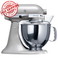 KitchenAid Artisan KSM 150 mixer This Contour Silver Kitchenaid Mixer qualifies for FREE shipping.