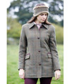 Toggi Huntress Glamis - Ladies Tweed Coat
