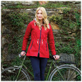 Jack Murphy - Ladies Carla Jacket - Perfect Red