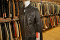 Ladies Leather Jacket Black BL717