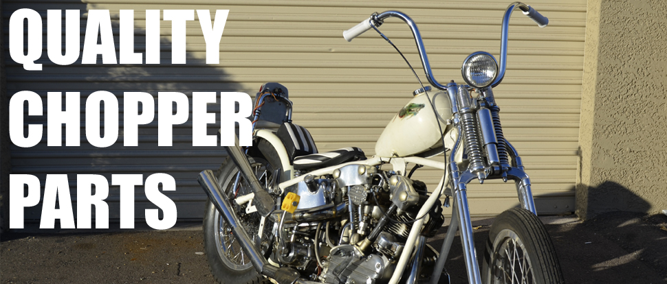 Quality Chopper Motorcycle Parts By Throttle Addiction