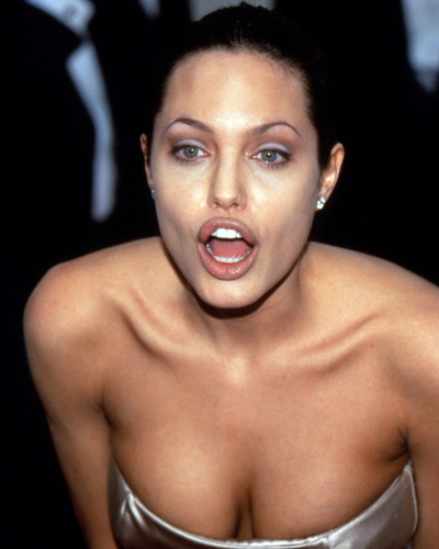 Angelina Jolie Mouth Sex 18