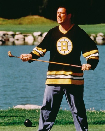 Picture of Adam Sandler in Happy Gilmore