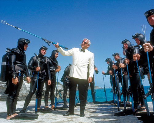 Picture of Adolfo Celi in Thunderball