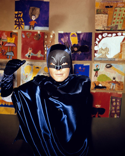 Picture of Adam West in Batman