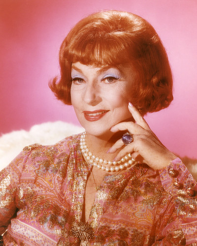 Picture of Agnes Moorehead