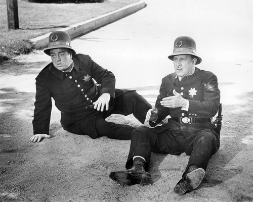 Picture of Abbott and Costello Meet the Keystone Kops