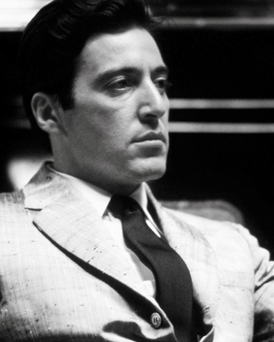 Picture of Al Pacino in The Godfather