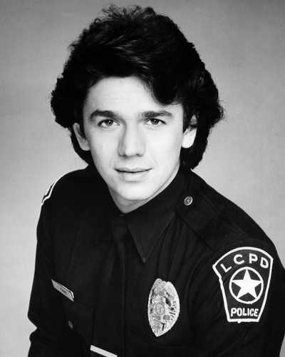 Picture of Adrian Zmed in T.J. Hooker