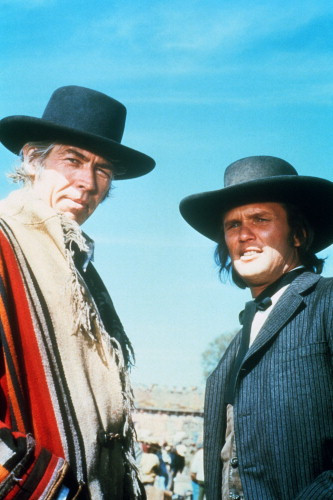 Picture of Pat Garrett &amp; Billy the Kid