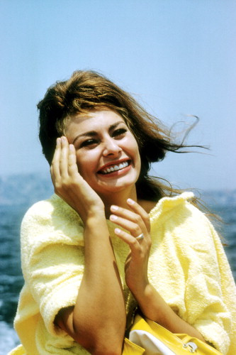Picture of Sophia Loren