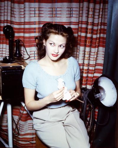 Picture of Yvonne De Carlo