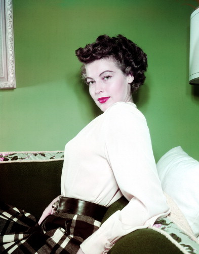 Picture of Ava Gardner