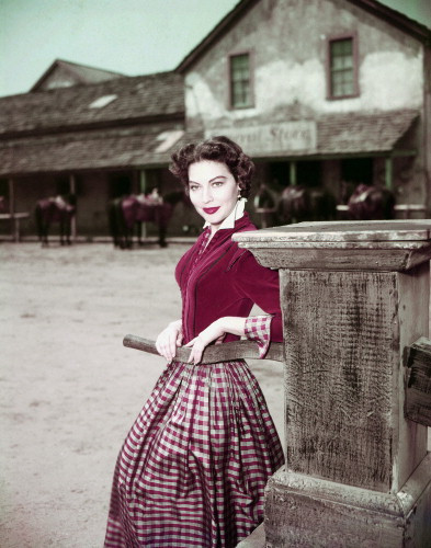 Picture of Ava Gardner in Lone Star