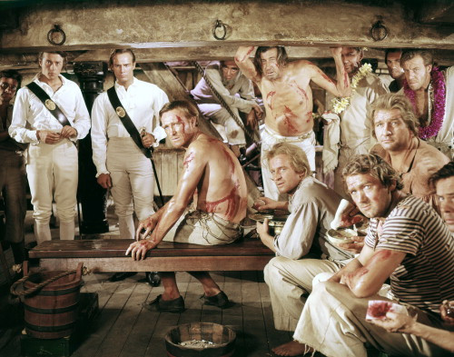 Picture of Mutiny on the Bounty