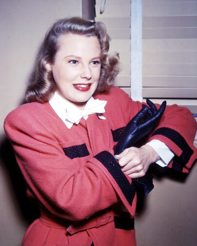 Picture of June Allyson