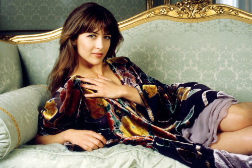 Picture of Sophie Marceau in The World Is Not Enough