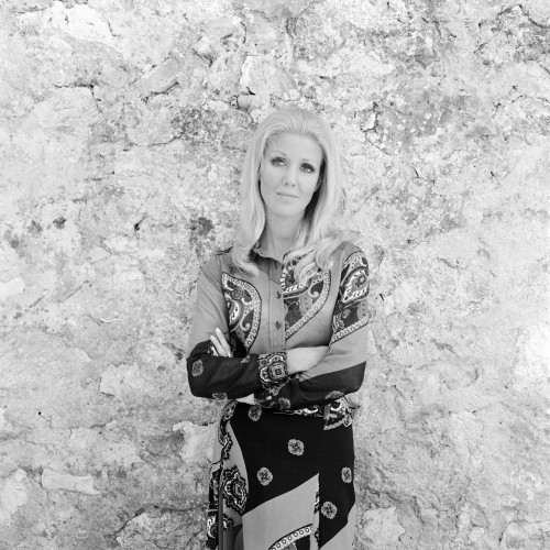 Picture of Annette Andre in The Persuaders!